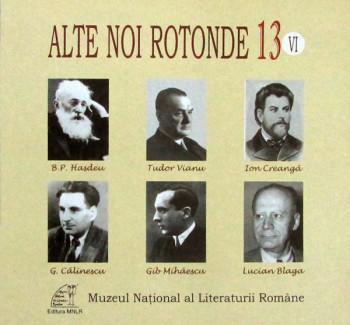 Alte noi Rotonde 13 – vol. VI