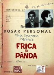 Florin Constantin Pavlovici Frica si panda