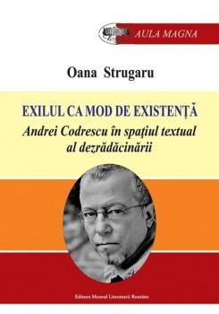 Oana Strugaru – Exilul ca mod de existenta