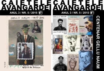 Caietele Avangardei 5_coperta