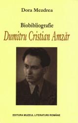 Dora Mezdrea - Biobibliografie Dumitru Cristian Amzar