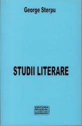 George Sterpu - Studii literare