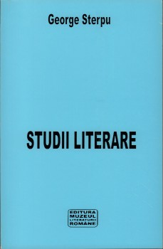 George Sterpu – Studii literare