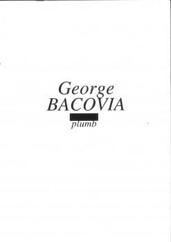 Bacovia – Plumb