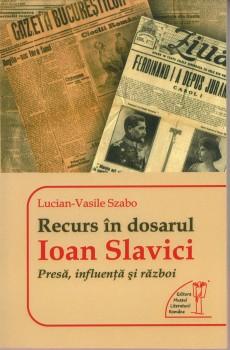 Lucian Szabo – Dosarul Slavici