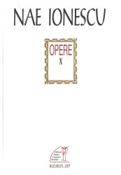 Nae Ionescu, opere 10