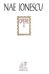 Nae Ionescu opere 2