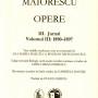Maiorescu_Opere I-II1