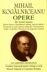 Kogalniceanu_Opere III_cop 1