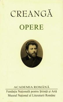 Ion Creanga_Opere
