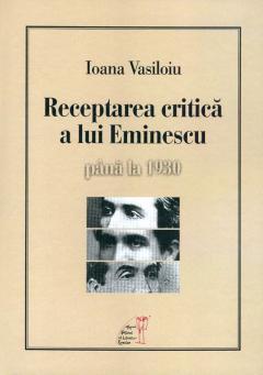 ioana_vasiloiu-receptarea critica eminescu